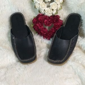 Soul of Africa leather shoe